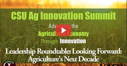 2015 AgInnovation